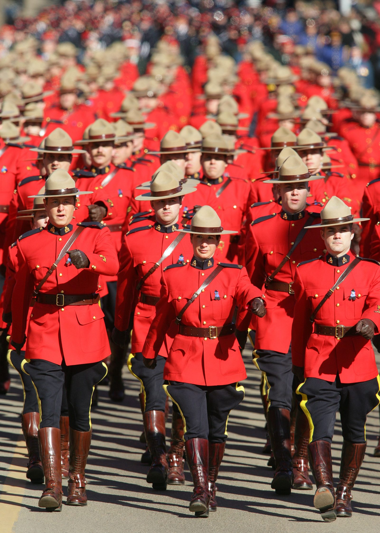 Bill C-7: A better labour relations regime for the RCMP