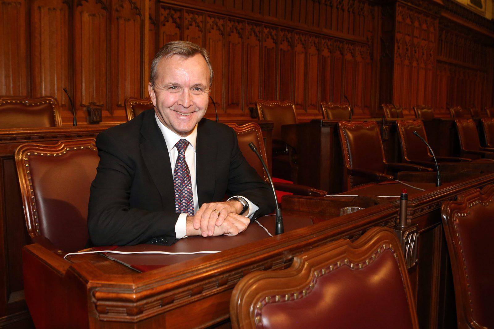 Reducing partisanship in the Senate increases credibility: Senator Mitchell