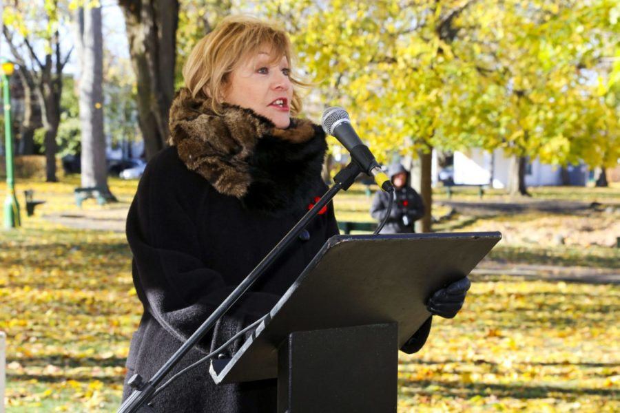 Senator Bellemare pays tribute to Canadian heroes