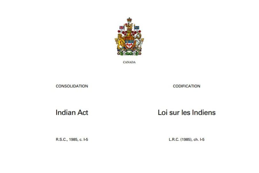 Bill S-3: Removing sex-based inequities from the Indian Act