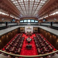 New Senate has renewed trust, diminished partisanship
