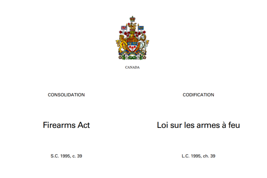 Legislation to further regulate firearms in Canada adopted in Senate