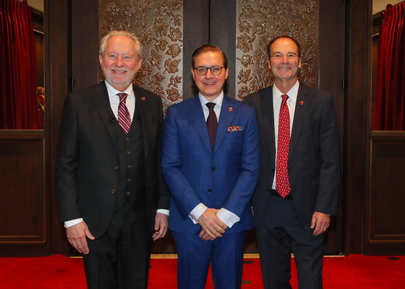 New independent Senator welcomed to Red Chamber