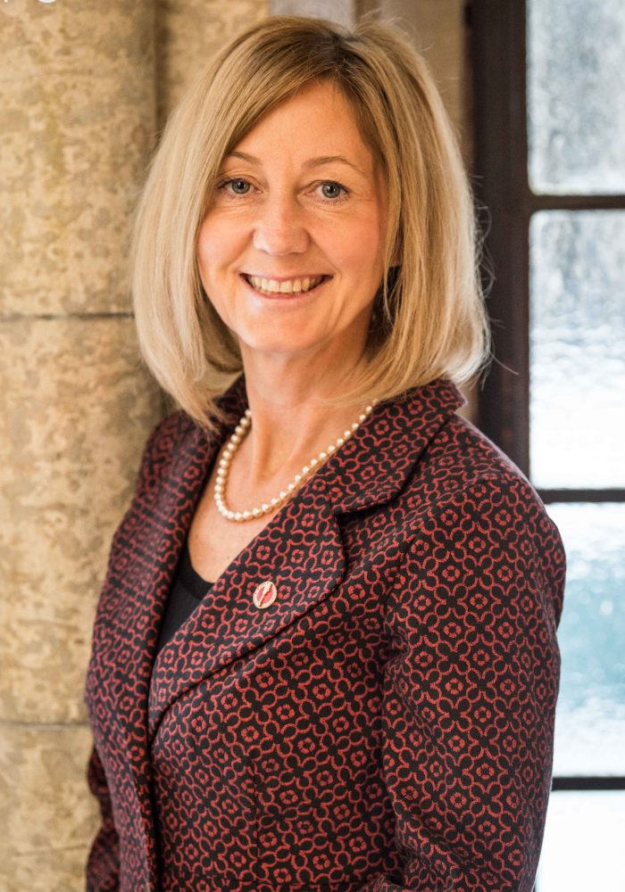 Senator </br> Patti LaBoucane-Benson