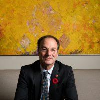 Senator Gold takes on Government Representative role