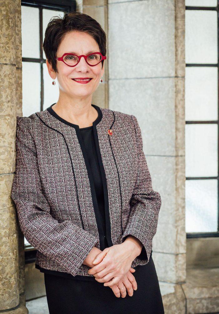 Senator </br> Raymonde Gagné