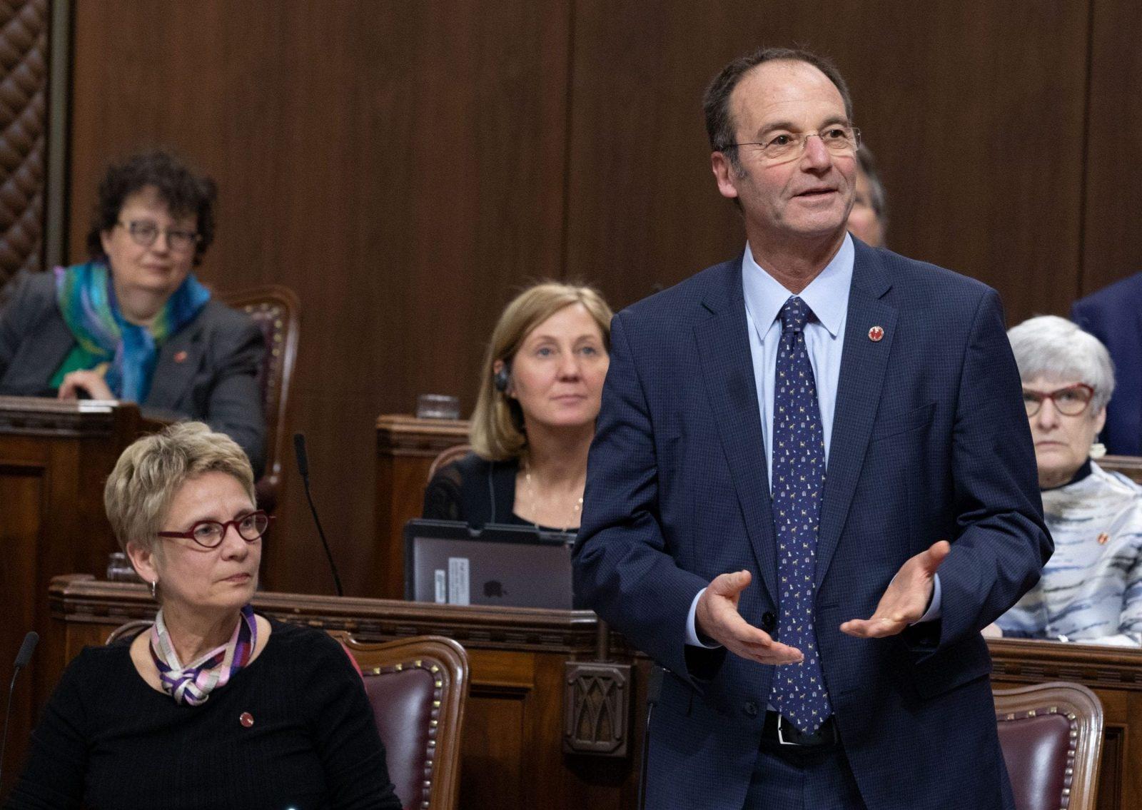 Senator </br> Marc Gold