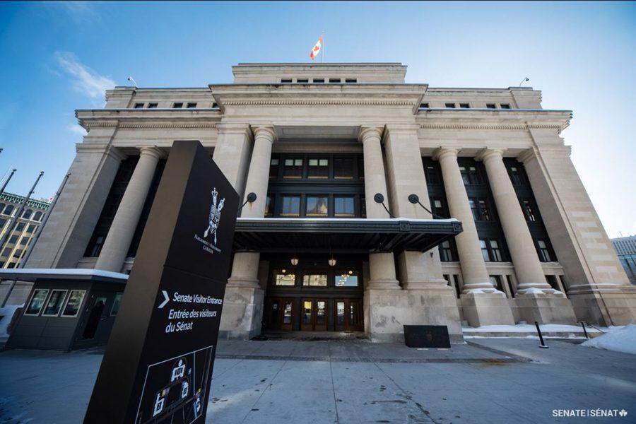 Senate of Canada Building (Senate Communications)